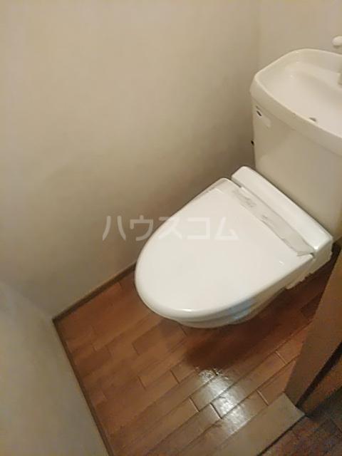 すすきの壱番館 101号室のトイレ