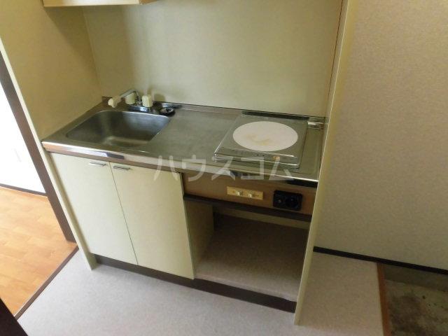 セントジュエル 201号室のキッチン