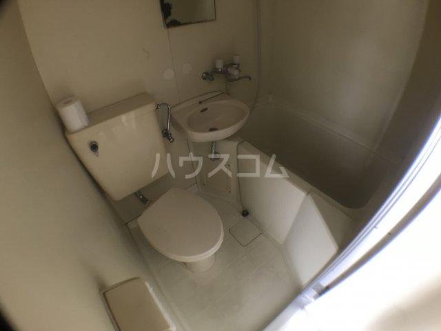 長沼田口ハイツ 303号室の風呂