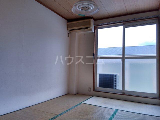 サープラスThree石黒A棟 201号室の居室