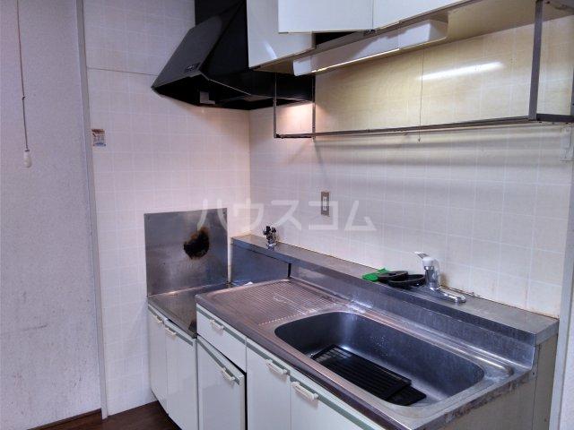 サープラスThree石黒A棟 201号室のキッチン