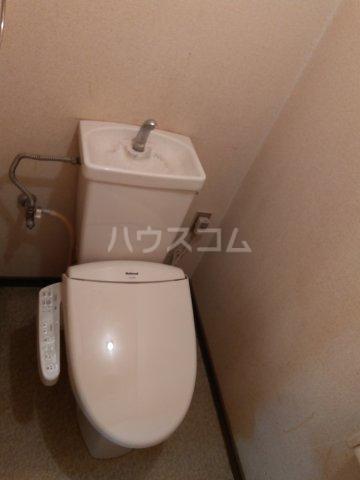サープラスThree石黒A棟 201号室のトイレ