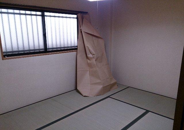 ルベルアジュ 203号室のベッドルーム