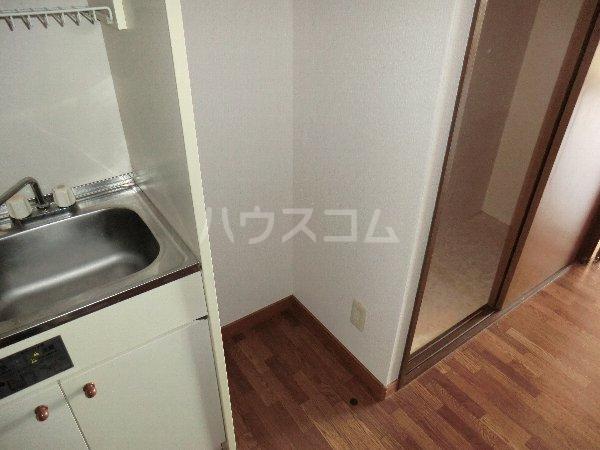 KJ館 1018号室のキッチン