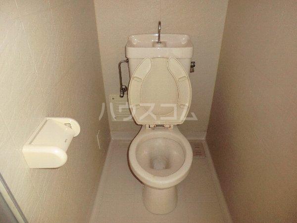 KJ館 1018号室のトイレ