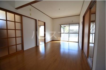 森屋邸貸家の居室