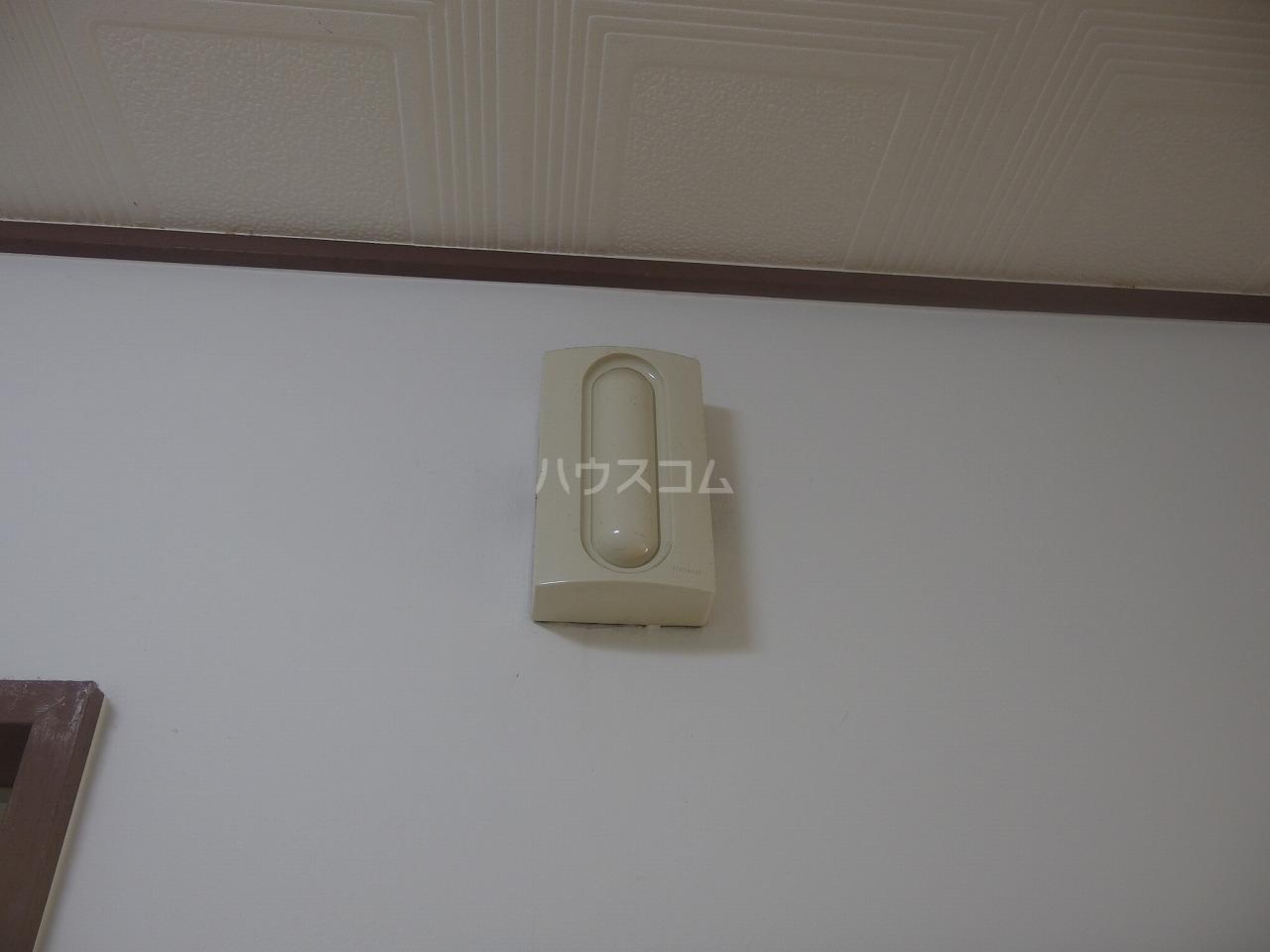 コーポヒルサイド 105号室のセキュリティ