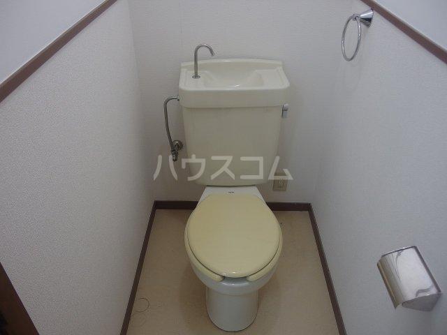 コーポヒルサイド 105号室のトイレ
