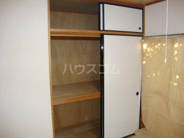 タクミハイツ93 102号室の収納