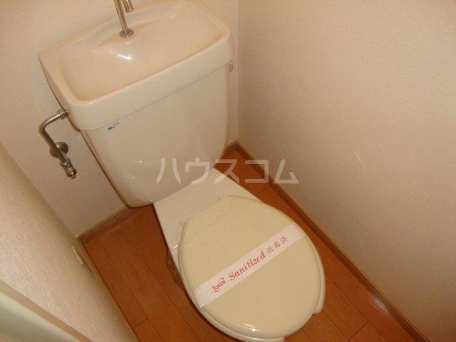 タクミハイツ93 102号室のトイレ