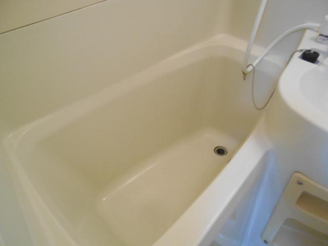 コーポ竹之内A 101号室の風呂