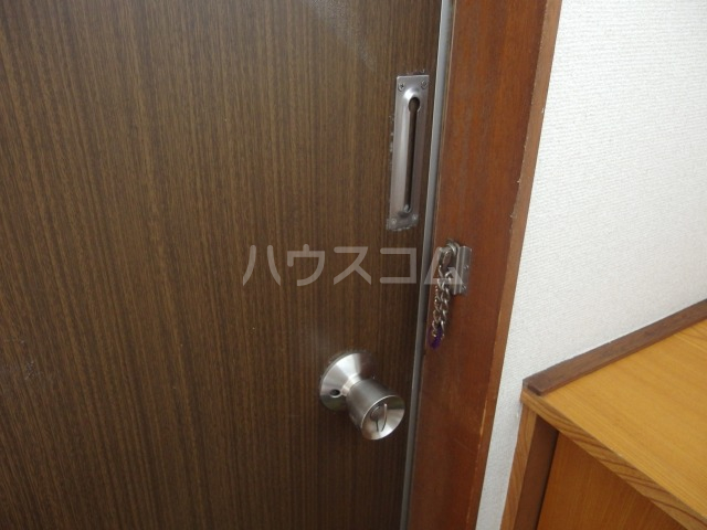 コーポ吉田 101号室のセキュリティ