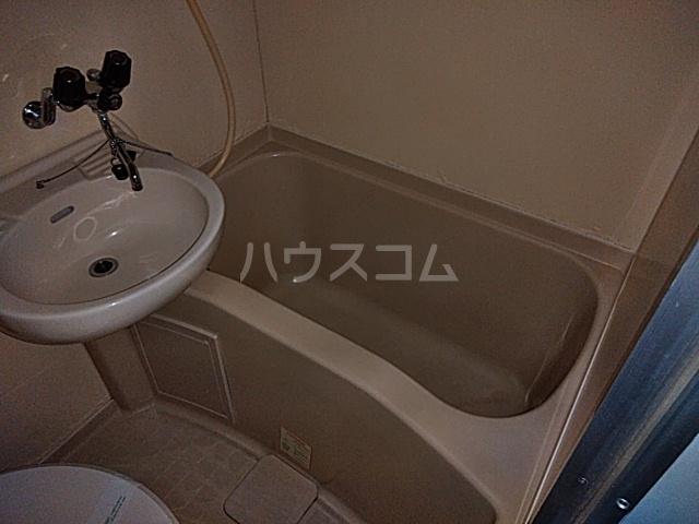 シオン八王子 303号室の風呂