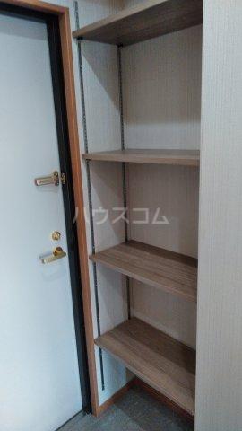 三和マンション 3B号室の玄関