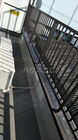 三和マンション 3B号室のバルコニー