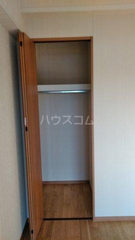 三和マンション 3B号室の収納