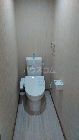 三和マンション 3B号室のトイレ