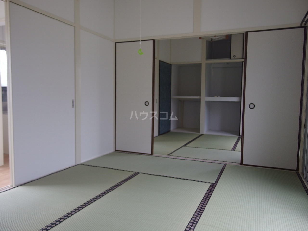 軽辺貸家 B号棟の居室