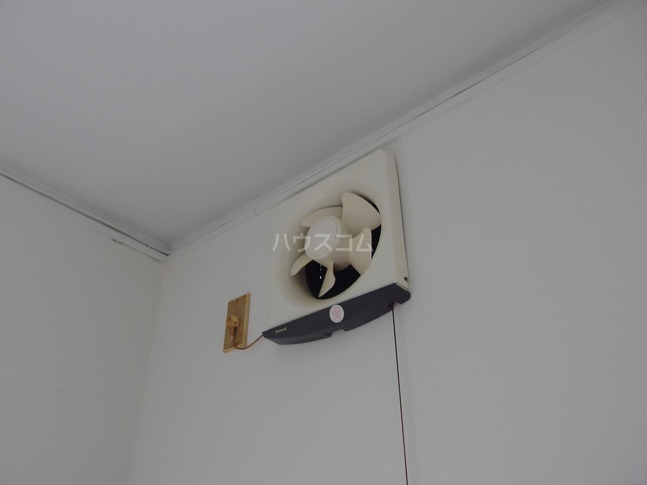 軽辺貸家 B号棟の設備