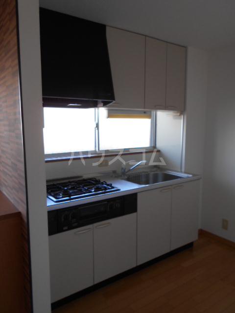 高蔵寺ビル 301号室のキッチン