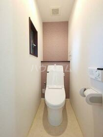 カシータス中新のトイレ