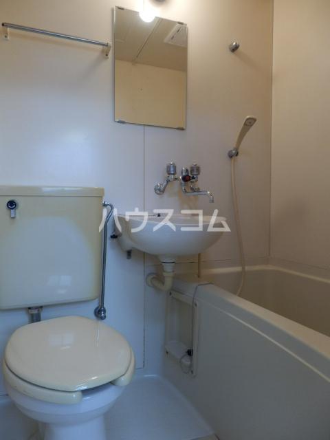 狭山ミキハウス 00202号室の洗面所