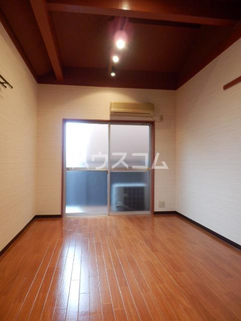 狭山ミキハウス 00202号室のバルコニー