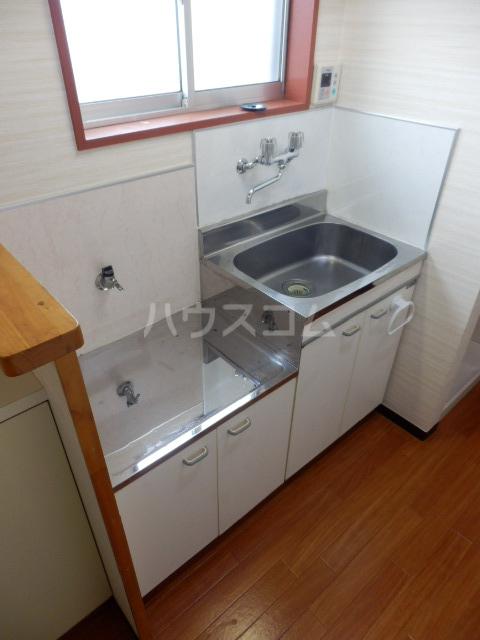 狭山ミキハウス 00202号室のキッチン