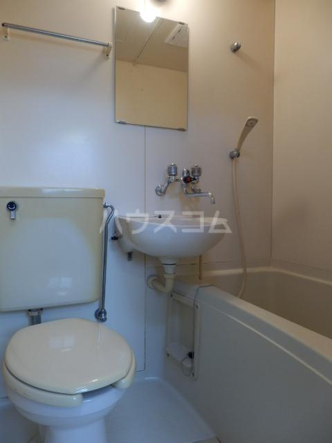 狭山ミキハウス 00202号室の風呂