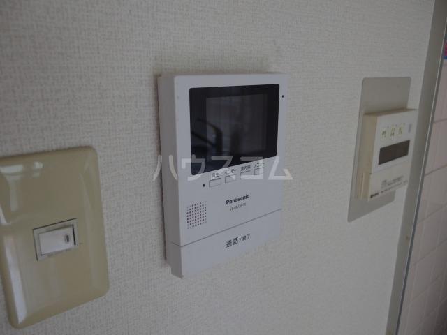 メゾンブランシュ 202号室のセキュリティ