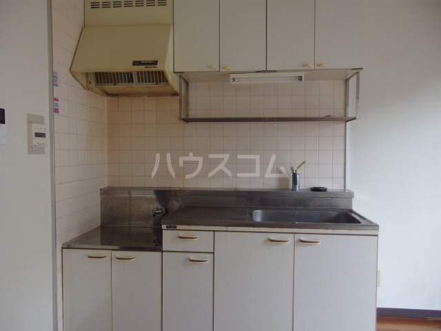 メゾンブランシュ 202号室のキッチン