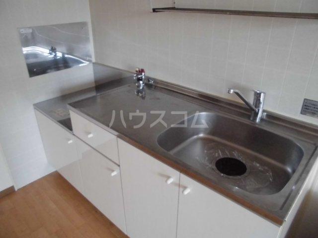 エスポワール東北野 107号室のキッチン