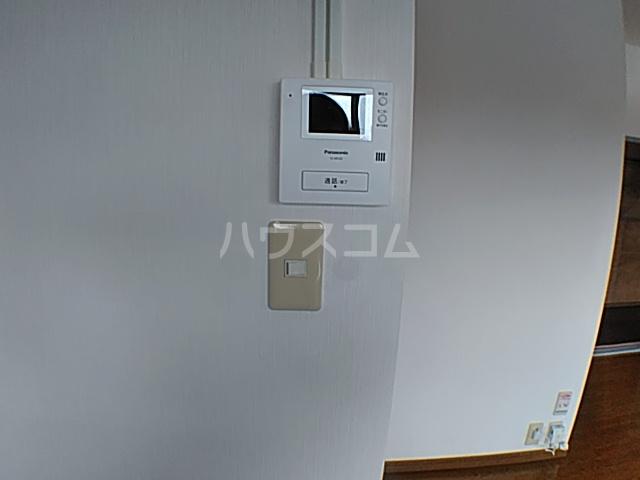 ハイツモリヤ 401号室のセキュリティ