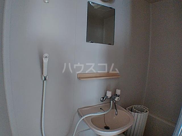 ハイツモリヤ 401号室の洗面所