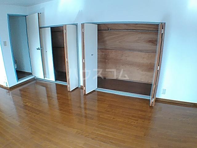 ハイツモリヤ 401号室の収納