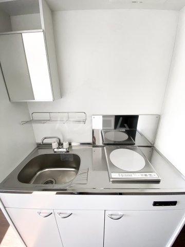 クレープマートル 401号室のキッチン