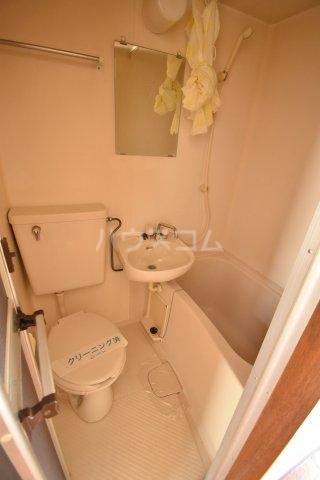 グランモア若葉 205号室の風呂