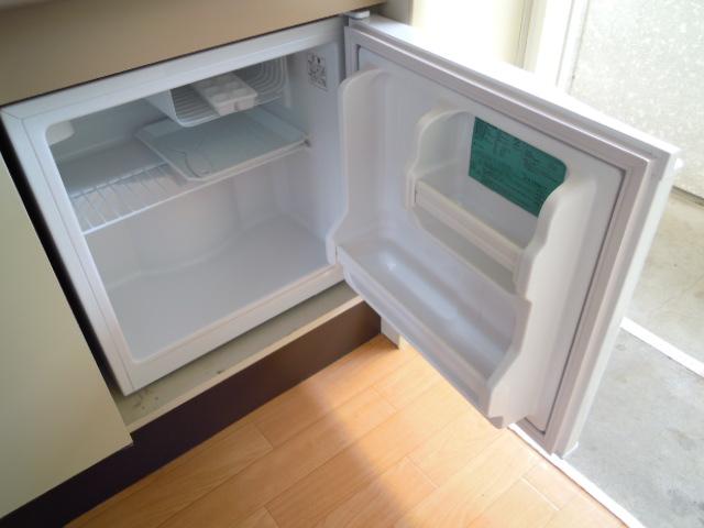 メゾン21 205号室のキッチン