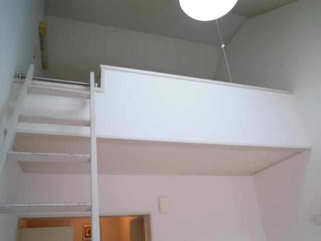 メゾン21 205号室の収納
