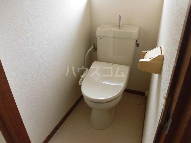 美和ハイツ 201号室のトイレ