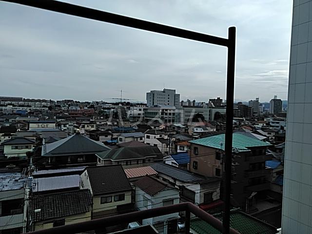 シオン八王子 703号室の景色