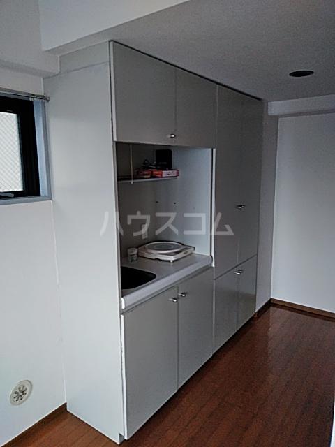 シオン八王子 803号室のキッチン