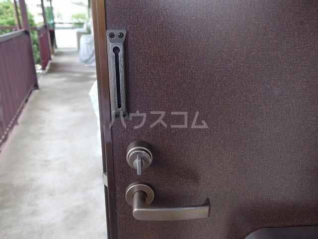 コーポ阿部 205号室のセキュリティ