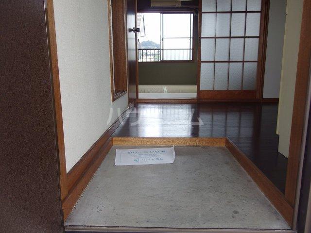 コーポ阿部 205号室の玄関