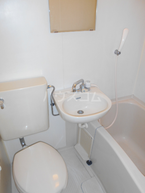 エルドラド 414号室の風呂
