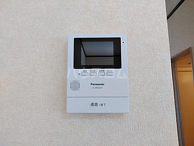 ファーストシティ橋本 205号室のセキュリティ