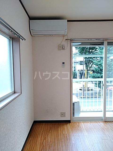 ファーストシティ橋本 205号室の設備
