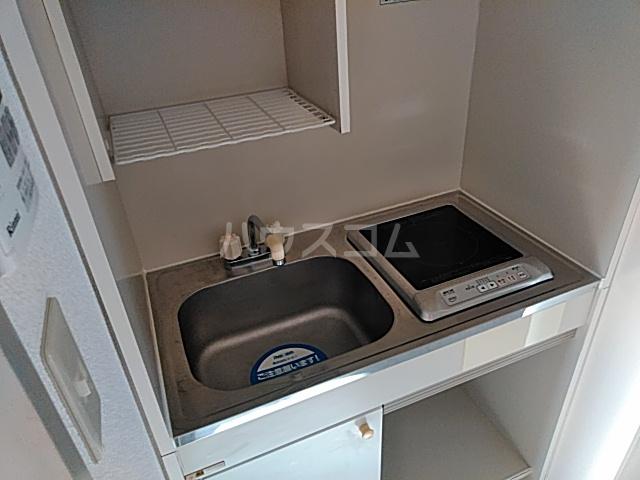 エスタシオン犬山 604号室のキッチン