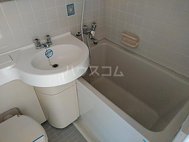 エスタシオン犬山 604号室の風呂