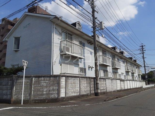 レピュート勝川Ⅱ 204号室の外観
